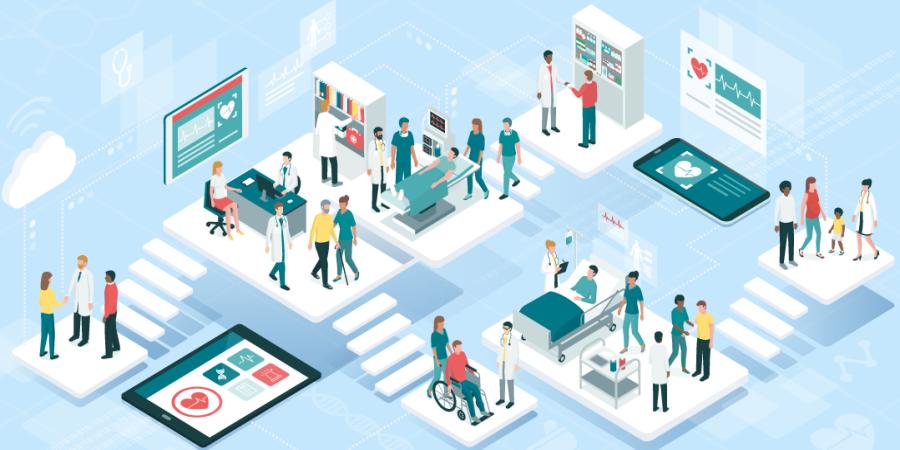 Conquistando o engajamento dos profissionais da saúde
