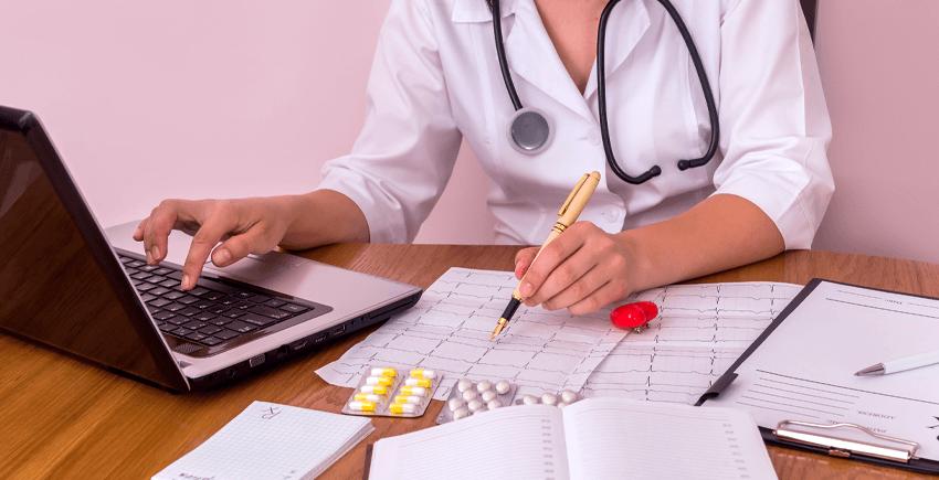 Benefícios da Gestão de Documentos na Saúde